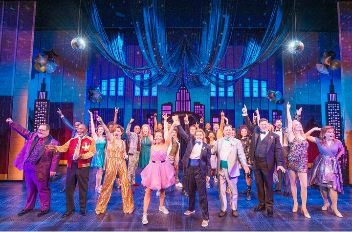 """""""The Prom"""" is nominated for seven Tony Awards, including Best Musical and Best Direction of a Musical."""