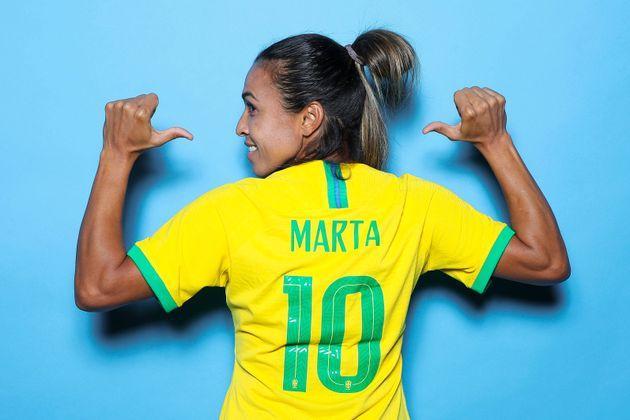 Qualquer gol protagonizado por Marta no torneio na França promete elevar ainda mais seu