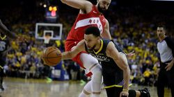 Raptors Rally To Take 3-1 Lead Over Warriors In NBA
