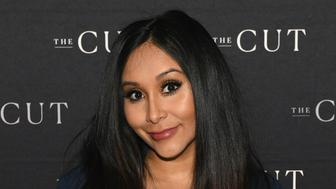 "BROOKLYN, NY - MARCH 04:  Television personality Nicole ""Snooki"" Polizzi attends The Cut's How I Get It Done at 1 Hotel Brooklyn Bridge on March 4, 2019 in Brooklyn, New York.  (Photo by Craig Barritt/Getty Images for New York Magazine)"