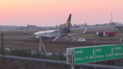 Goa Airport Closed Temporarily Following Fire