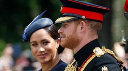 Meghan Markle Joins Prince Harry For First Royal Event Since Archie's