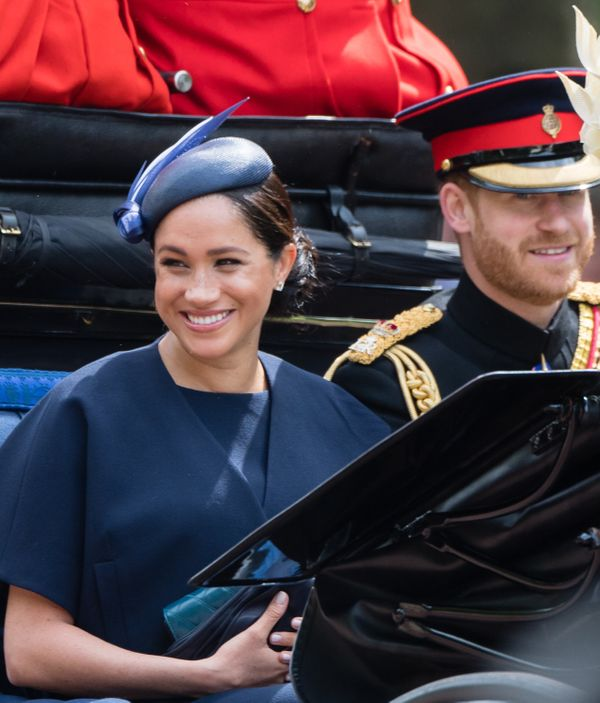 Meghan and Prince Harry welcomed first son Archie Harrison Mountbatten-Windsor into the world in May.