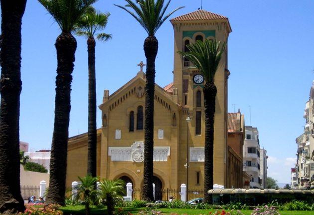 L'église Notre-Dame des Victoires de