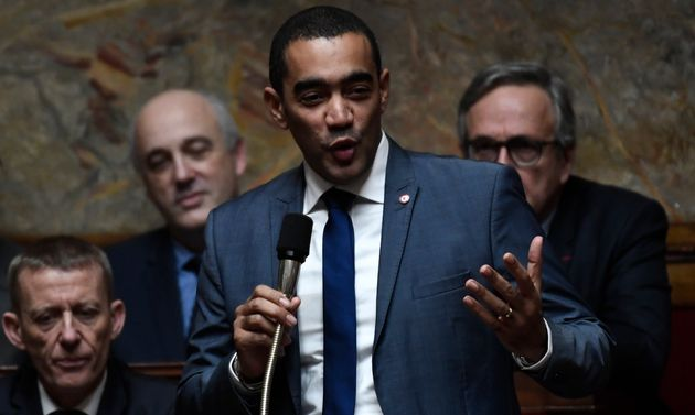 Le député des Bouches-du-Rhône Saïd Ahamada est le premier candidat à...