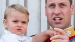 Prince Louis Pulls Off The Cutest Royal Wave And Melts Everyone's