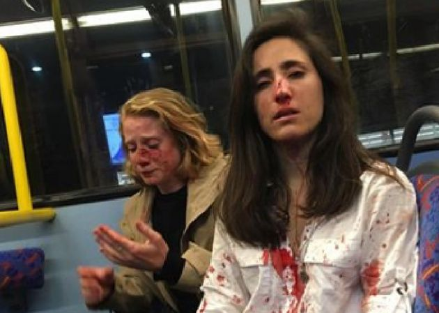 Cinco detenidos por el ataque homófobo a una pareja de mujeres en