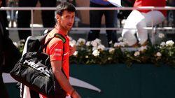 Djokovic, éliminé par Thiem, n'ira pas en finale de