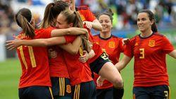 ¡El fútbol femenino ya está