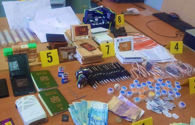 Deux personnes arrêtées à Agadir pour possession de matériel de fraude aux