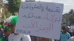 De la Grande-Poste à Jijel... la révolution est
