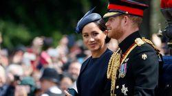 Pour les 93 ans d'Elizabeth II, Meghan Markle fait sa première sortie depuis