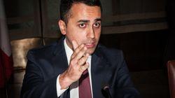 Luigi Di Maio in soccorso a Salvini: