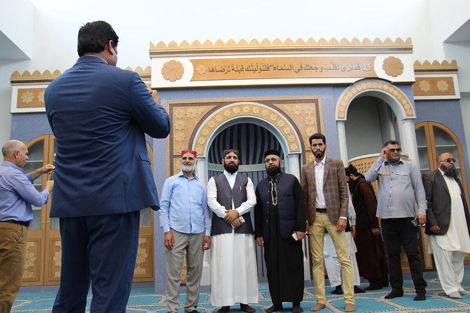 Ασήρ Χαϊντέρ: Για τους μουσουλμάνους της Αθήνας, το τέμενος είναι η «Μέκκα» της πόλης
