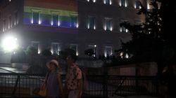 Στα χρώματα του ουράνιου τόξου για το Athens Pride και η