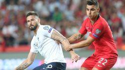 Les Bleus chutent (2-0) face à la Turquie lors des qualifications pour