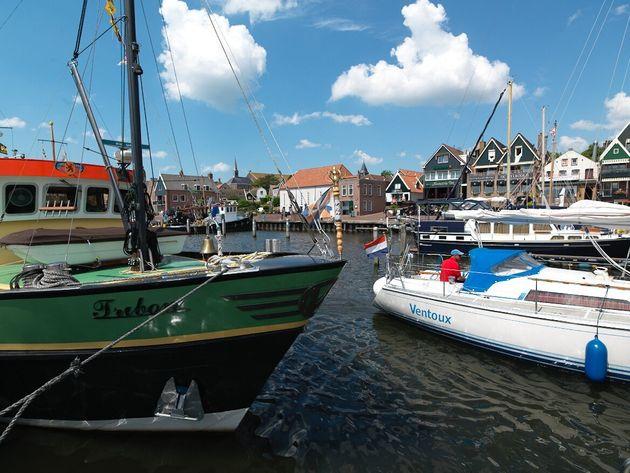 Holanda, el país que surgió del