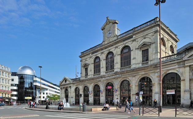 Des pétards ont provoqué un mouvement de panique en gare Lille-Flandres ce 8