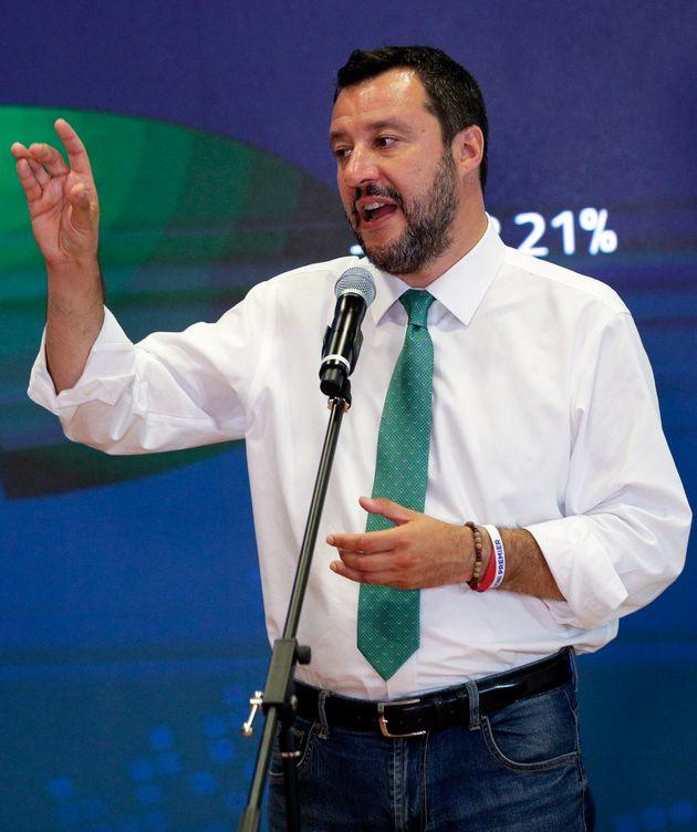 Salvini a Washington a cercare la sponda Usa. In agenda non c'è Trump, si punta a Pence (di E. Rossi,