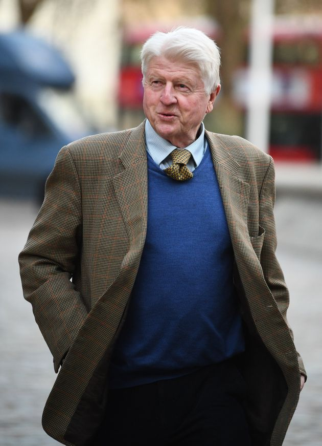 Celebrity Gogglebox Ropes In Boris Johnson's Dad Stanley And Georgia Toffolo