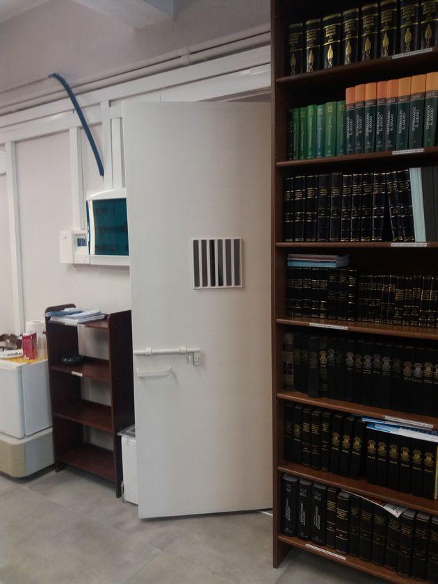 Η φυλακή που έγινε βιβλιοθήκη στα