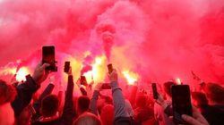 19 ultras arrêtés à Salé pour