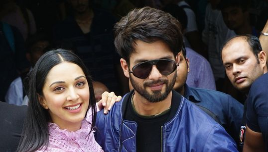 Here's What Kiara Advani Has To Say About Kabir Singh Glorifying Self-Destructive