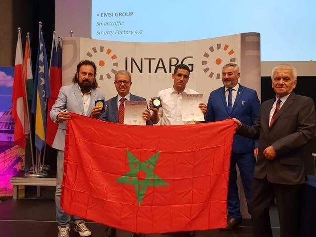 Le Maroc remporte deux médailles d'or au Grand Salon international des inventions de