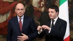 Renzi contro Letta