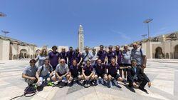 Match de gala: d'anciennes gloires du FC Barcelone rendent hommage à Ahmed