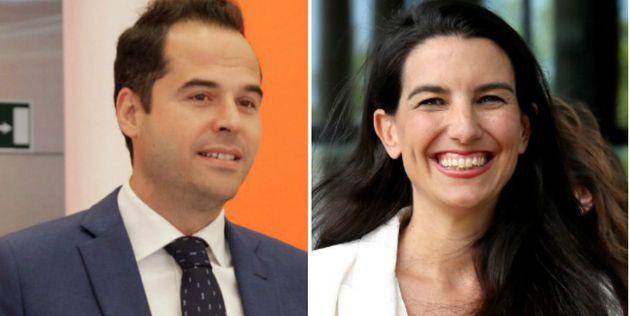 Ignacio Aguado y Rocío