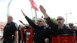Un grupo de nazis irrumpe en el desfile del Orgullo en