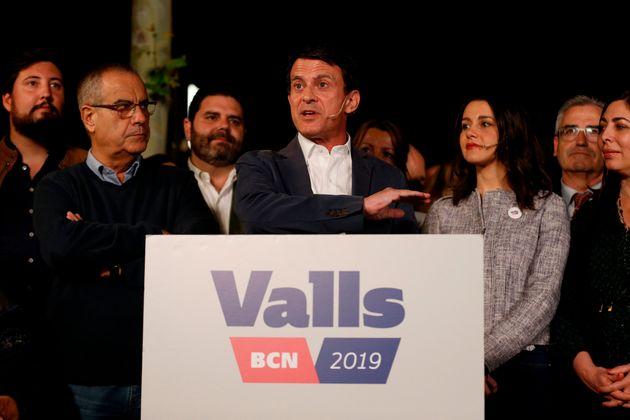 Manuel Valls, sobre la reunión de Cs y Vox: