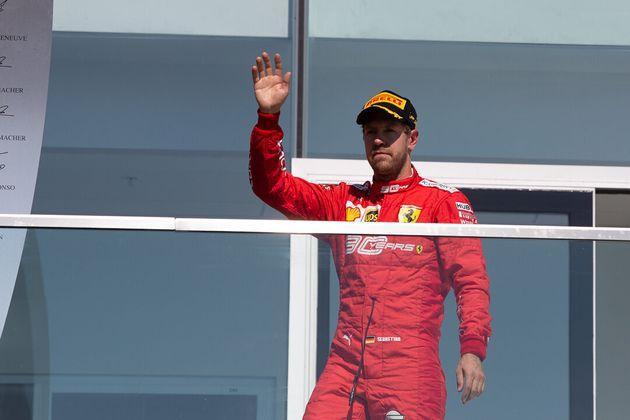 Hamilton gagne le Grand Prix du Canada dans la