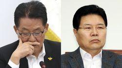 박지원이 홍문종 애국당 입당 시사 발언에 황교안을