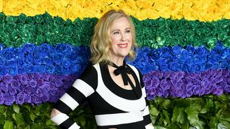 NEW YORK, NEW YORK - JUNE 09: Catherine O'Hara attends the 73rd Annual Tony Awards at Radio City Music Hall on June 09, 2019 in New York City. (Photo by Dimitrios Kambouris/Getty Images for Tony Awards Productions)