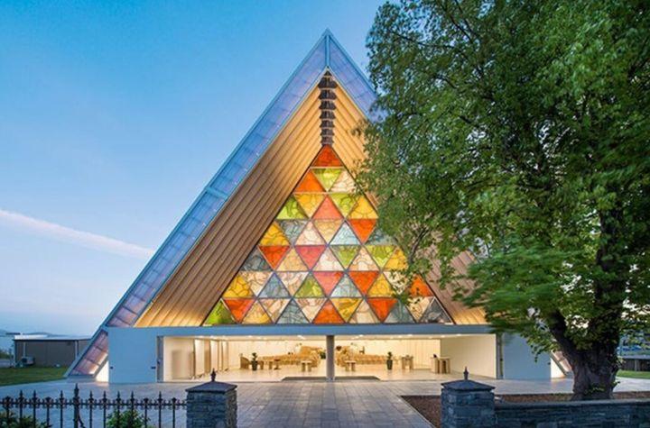 뉴질랜드 크라이스트처치 대성당