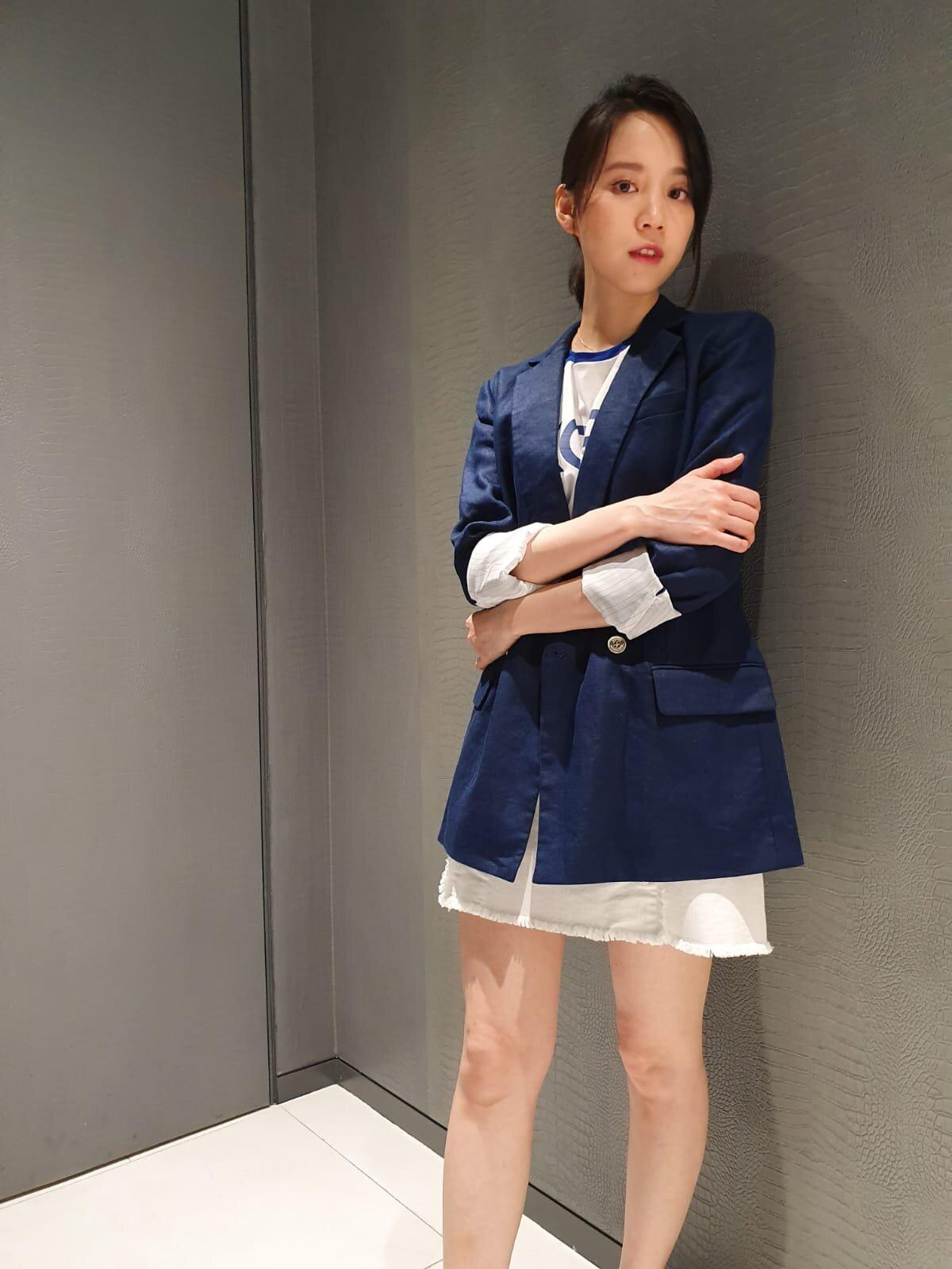【明星搜查線】婚禮打扮不失禮 程予希穿出洋裝低調簡約