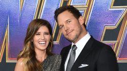Chris Pratt et Katherine Schwarzenegger sont maintenant mari et