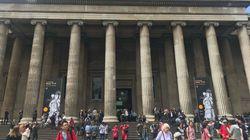 大英博物館の「マンガ展」。海外では最大規模、賛否両論の現場に行ってみた