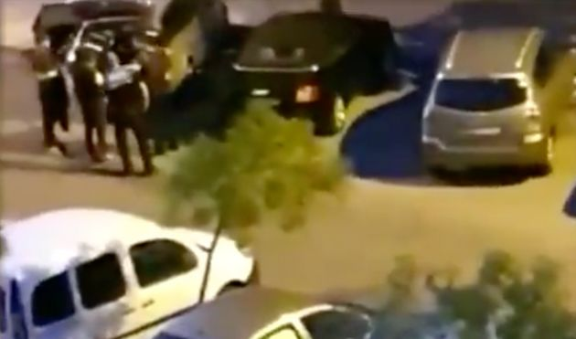 Detenido un hombre tras matar a tiros a una mujer y herir a otras dos en