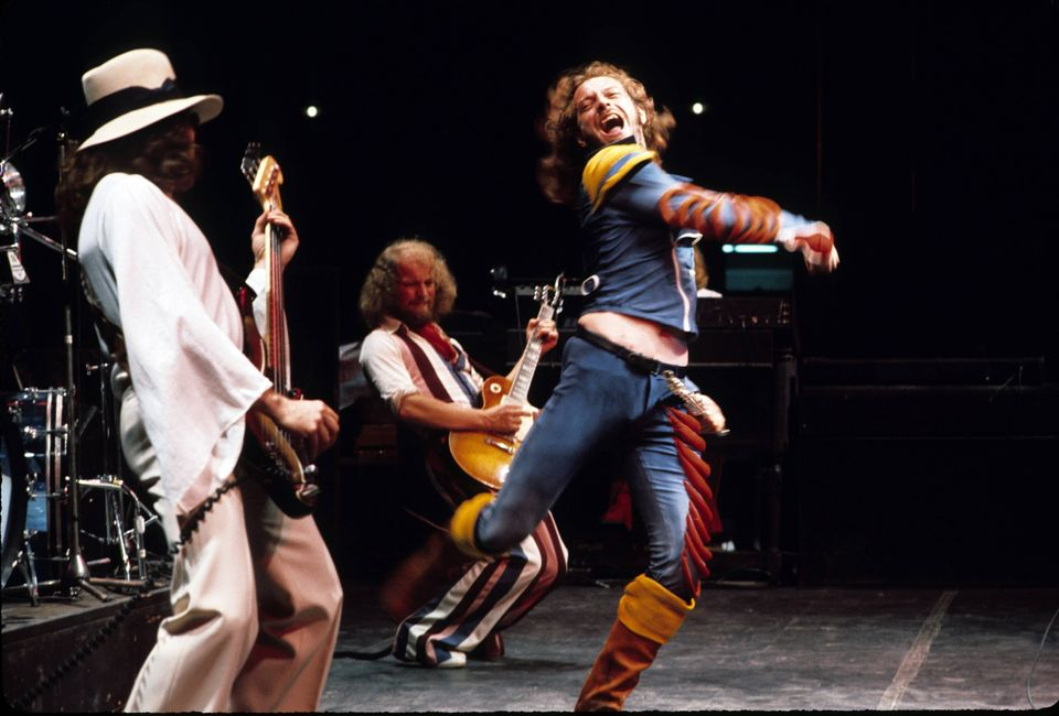 Οι Jethro Tull και ο Ιαν Αντερσον...