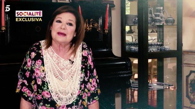 """Teresa Rabal habla de su drama personal: """"El día que cerré mi"""