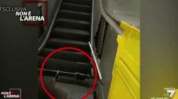 A 8 mesi dall'incidente nulla è cambiato nella metro Repubblica di