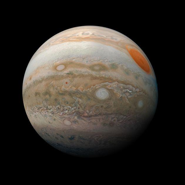 Júpiter alcanza este lunes su posición más cercana a la Tierra de los últimos cinco