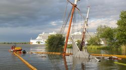 Γερμανία: Βύθιση πλοίου του 19ου αιώνα που μόλις είχε