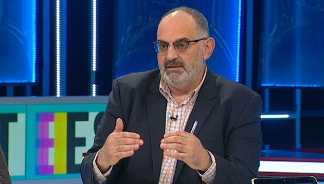 Antón Losada triunfa al definir en siete palabras la última decisión de Ciudadanos: