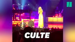 Céline Dion a interrompu son dernier concert pour une improbable