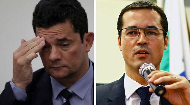 Moro discutiu Lava Jato com procurador, mostram conversas privadas divulgadas por