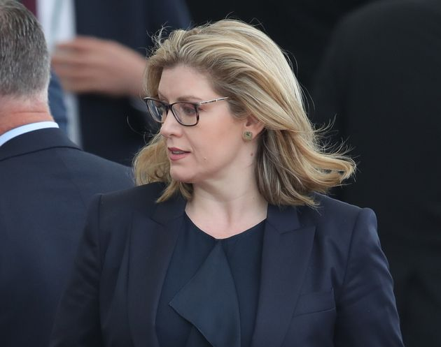 Defence Secretary Penny Mordaunt Backs Jeremy Hunt For Tory Leader